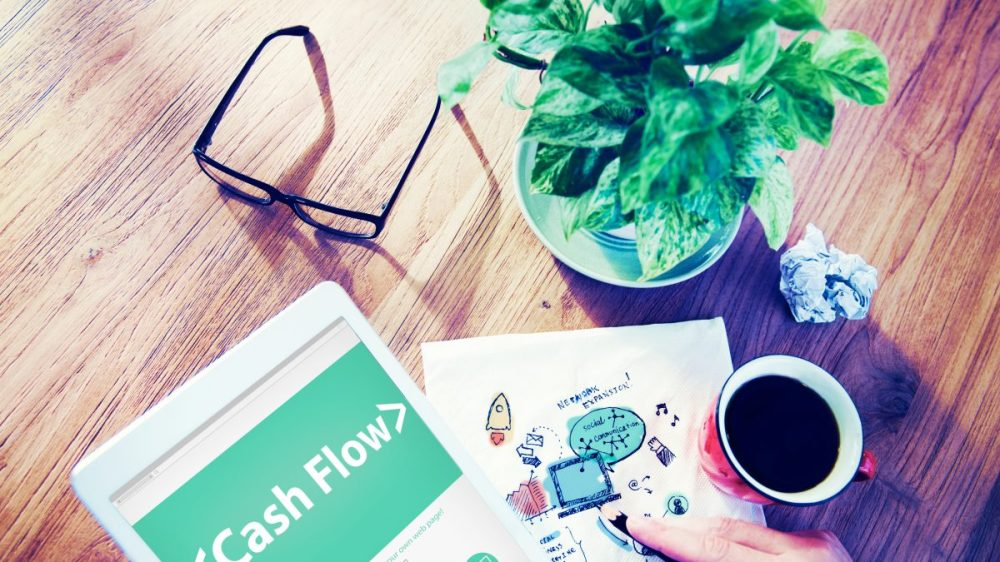 Real investment cash flow